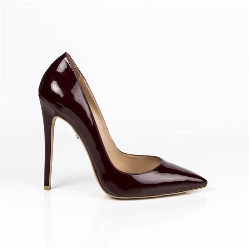 Jabotter Kylie Bordo Rugan 12 Cm Stiletto