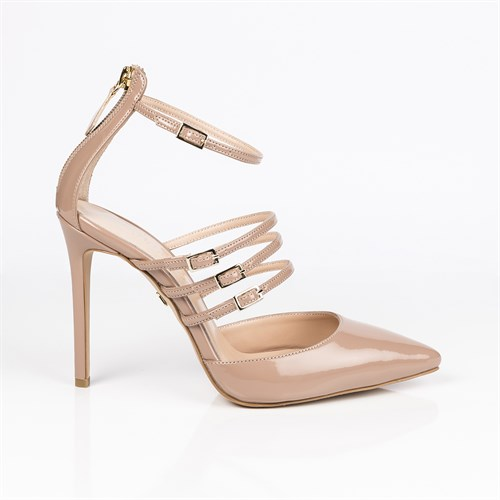 Jabotter Princess Karamel Rugan 10 Cm Stiletto